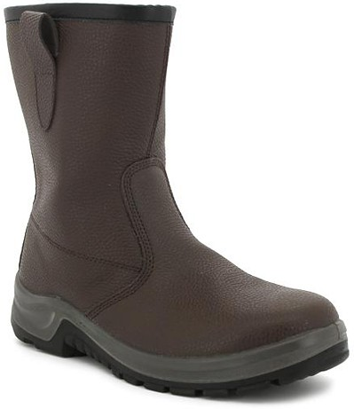 Image result for Bata Industrials Clark Safety Boots (Brown)