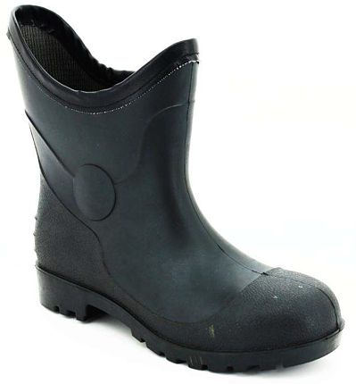 Image result for Bata Industrials Gumboot S4 (Black)