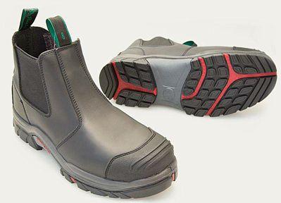 Bata Industrials Safety Shoes - SGP-Hero-505