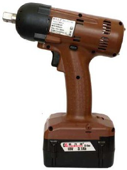 Kilews Impact Industrial Cordless Brushless Power Torque Wrench & Driver Series