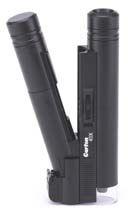 Carton Pocket microscope with led light