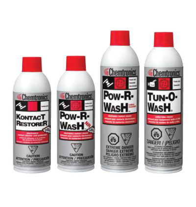 ITW Chemtronics contact cleaners