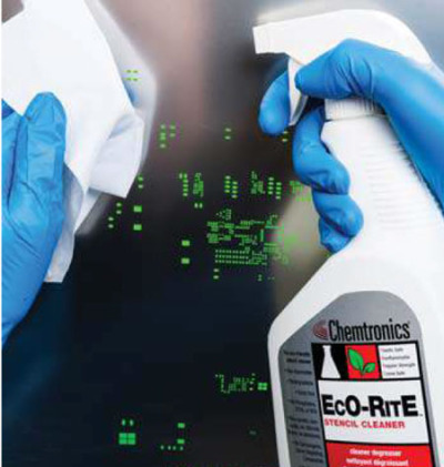 ITW Chemtronics stencil cleaner