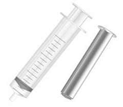 Fisnar manual syringe plunger