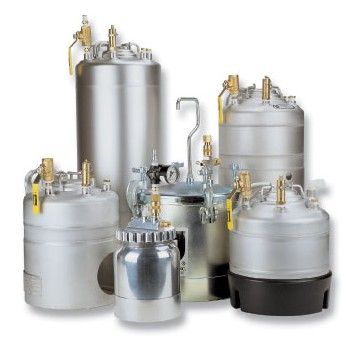 Fisnar reservoir tanks
